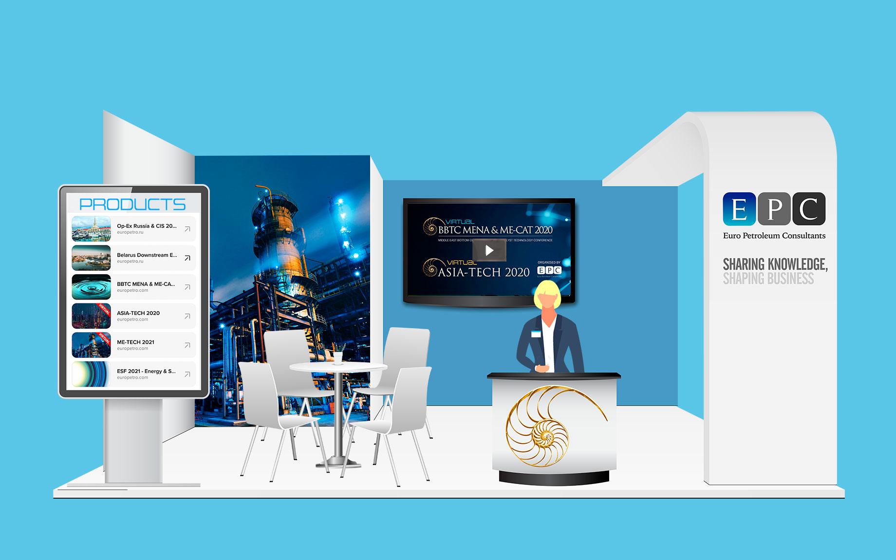 EPC Virtual Stand
