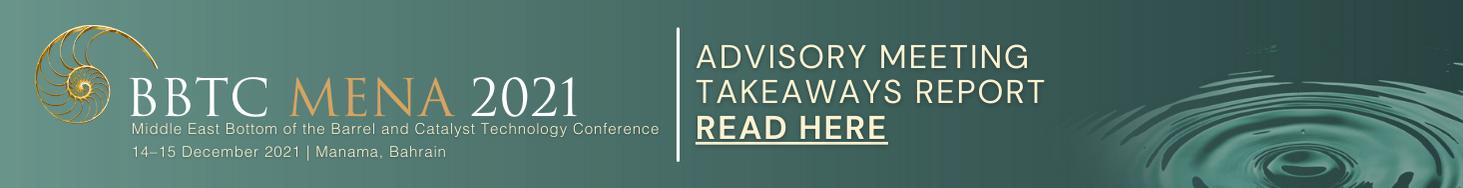 BBTC MENA 2021 Advisory Meeting Report