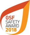 GSF Safety Award logo